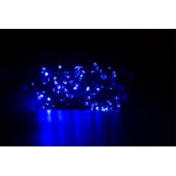 Vianočné led osvetlenie – diamantové diódy modrá 240led diód